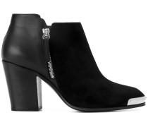 Sara toe cap ankle boots