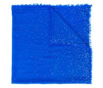 Schal mit Paillettenbesatz