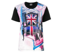 T-Shirt mit Union Jack