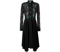 - Kleid mit Spitzenoberteil - women