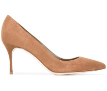 Klassische Stiletto-Pumps - women - Leder/Bos