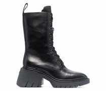 Odessa leather boots