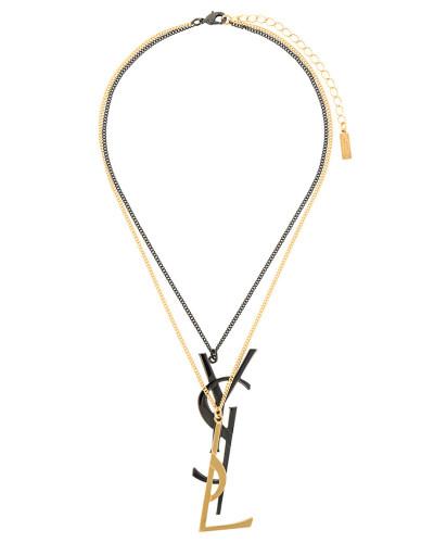 Logo-Halskette