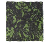 Schal mit Marmor-Print