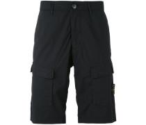 Cargo-Shorts mit Logo-Patch - men
