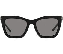 Sonnenbrille mit Cut-Outs