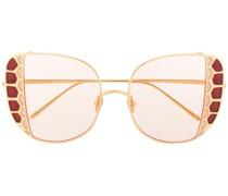 'Amelia' Oversized-Sonnenbrille