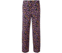 'Flower Thrift' Seidenhose - women