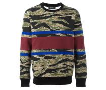Pullover mit abstraktem Muster