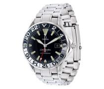 'Seamaster 50th Anniversary GMT' Analoguhr