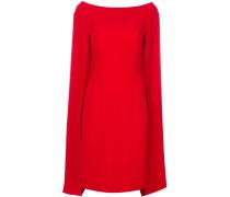 Ausgestelltes Cape-Kleid