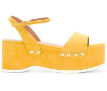 mid-platform sandals