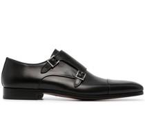 Monk-Schuhe mit Doppelschnalle