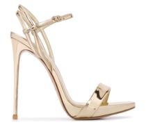 Sandalen mit Knöchelriemen, 1300mm