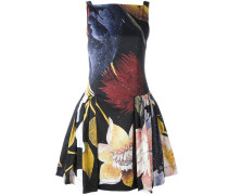 Florales 'Degass' Kleid