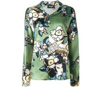 'Cherry Blossom' print shirt
