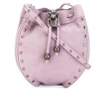 studded crossbody bag - women - Calf Suede