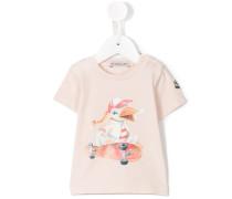 T-Shirt mit Enten-Print - kids
