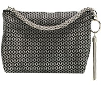 'Callie'' Clutch mit Diamantenverzierung