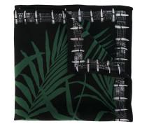 'Palms' Seidenhalstuch