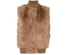 sleeveless waistcoat