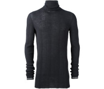 Wollpullover mit Rollkragen - men - Wolle - XL