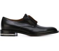 Loafer mit Kettenverzierung