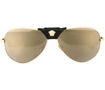 - Sonnenbrille mit Medusa-Detail - men
