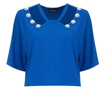 'Copa' Cropped-Top