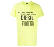 """T-Shirt mit """"Industrial""""-Print"""