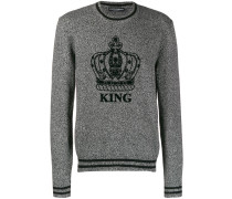 'King' Pullover