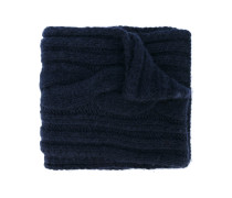cable knit scarf - women