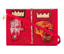 'Basquiat' Schultertasche
