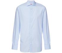Klassisches Hemd mit langen Ärmeln