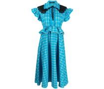 Kleid mit Check