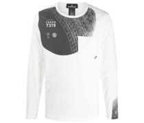 """Sweatshirt mit """"7319""""-Print"""
