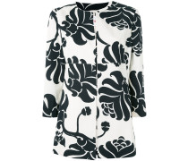 Florale Jacke - women - Baumwolle - 44