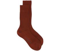 Gerippte Socken