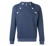 Geknöpftes Sweatshirt - men - Baumwolle - 50