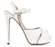 Sandalen mit Stilettoabsatz - women
