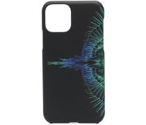 iPhone 11 Pro-Hülle mit Flügel-Print