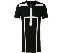 T-Shirt mit Besatzstreifen - men - Baumwolle - S