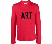 Pullover mit Art-Print
