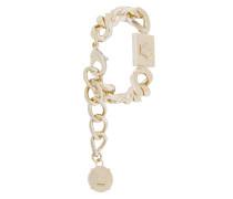 Medusa chainlink bracelet