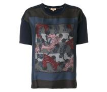 'Beasts' T-Shirt mit Print