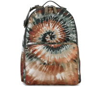 'Rockstud Tie&Dye' backpack