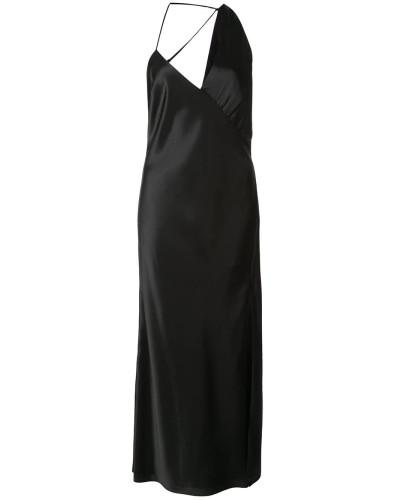 Gerafftes Camisole-Kleid