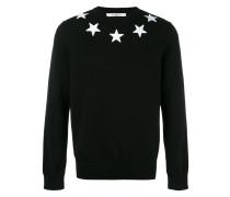 Sweatshirt mit Sternen - men
