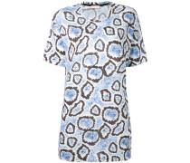 T-Shirt mit Print - women - Baumwolle/Modal - M