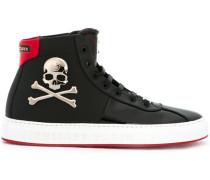 'Bones' High-Top-Sneakers